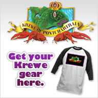 GET YOUR KREWE GEAR HERE